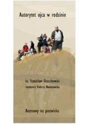 Autorytet ojca w rodzinie - okładka książki