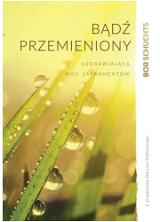 Bądź przemieniony - okładka książki