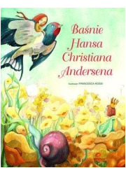Baśnie Hansa Christiana Andersena - okładka książki