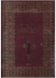 Biblia domowa (bez obwoluty) M - okładka książki