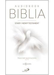Biblia ST i NT. Wiara rodzi się - pudełko audiobooku