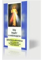 Bóg bogaty w miłosierdzie - okładka książki