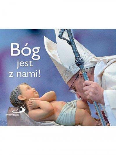 Bóg jest z nami! Perełka papieska - okładka książki