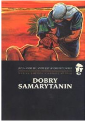 Dobry Samarytanin. Komiks - okładka książki