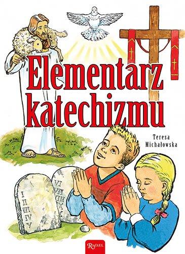 Elementarz Katechizmu - okładka książki