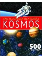 Encyklopedia dla dzieci. Kosmos. - okładka książki