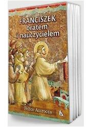 Franciszek bratem i nauczycielem - okładka książki