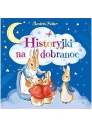 Historyjki na dobranoc - okładka książki