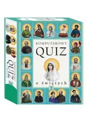 Komputerowy Quiz o Świętych cz. - pudełko programu