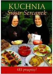 Kuchnia Sióstr Sercanek - okładka książki