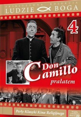 Ludzie Boga. Don Camillo prałatem - okładka filmu