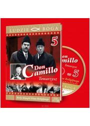 Ludzie Boga. Don Camillo Towarzysz - okładka filmu