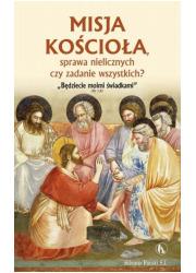 Misja Kościoła, sprawa nielicznych - okładka książki