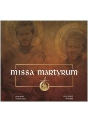 Missa Martyrum CD - pudełko programu