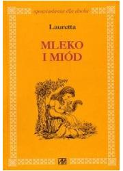 Mleko i miód - okładka książki