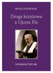 Modlitewnik Droga Krzyżowa z Ojcem - okładka książki