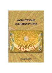 Modlitewnik Eucharystyczny - okładka książki