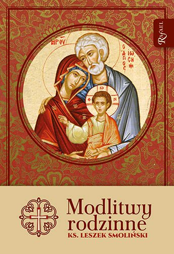Modlitwy rodzinne - okładka książki