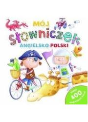Mój słowniczek angielsko-polski - okładka książki