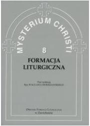 Mysterium Christi 8 - okładka książki