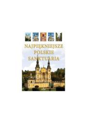 Najpiękniejsze polskie sanktuaria - okładka książki
