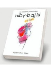 Niby bajki - okładka książki