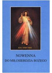 Nowenna do Miłosierdzia Bożego - okładka książki