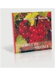 Okruchy miłości - okładka książki