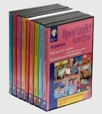 Opowiastki familijne - okładka podręcznika