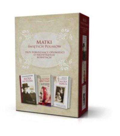 Pakiet religijny - Matki Polskich - okładka książki