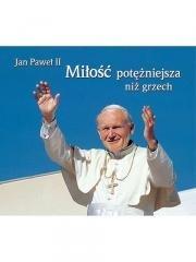 Perełka papieska 07. Miłość potężniejsza - okładka książki