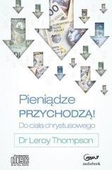 Pieniądze przychodzą! Do Ciała - pudełko audiobooku
