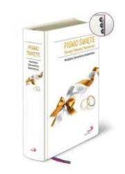 Pismo Św. Biblia dla rodziny - - okładka książki