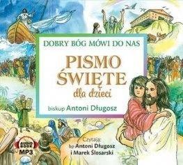 Pismo Święte dla dzieci. Dobry - pudełko audiobooku