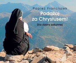 Podążaj za Chrystusem. Dla siostry - okładka książki