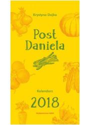 Post Daniela  Kalendarz 2018 - okładka książki