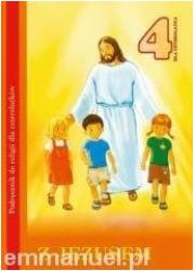 Religia. Przedszkole 4-lat. Podręcznik - okładka podręcznika