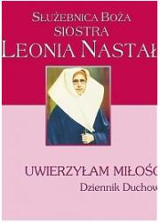 Służebnica Boża Siostra Leonia - okładka książki
