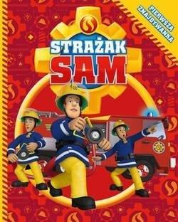 Strażak Sam. Pierwsza znajdywanka - okładka książki