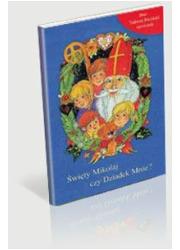 Święty Mikołaj czy Dziadek Mróz? - okładka książki