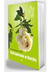 Uzdrowienie w Duchu - okładka książki