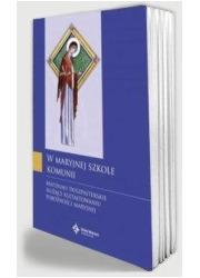 W maryjnej szkole komunii - okładka książki