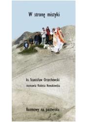 W stronę mistyki - okładka książki