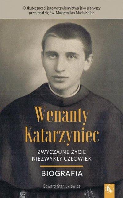 Wenanty Katarzyniec. Zwyczajne - okładka książki