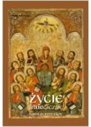 Życie liturgiczne - okładka książki
