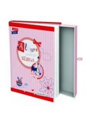 Album małego dziecka. Minnie Mouse - okładka książki