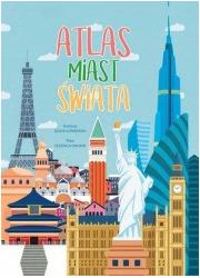 Atlas miast świata - okładka książki