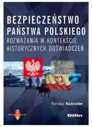 Bezpieczeństwo państwa polskiego. - okładka książki