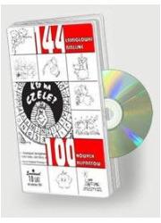 144 łamigłówki biblijne + 100 nowych - pudełko audiobooku