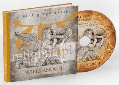 Chorał gregoriański. Wielkanoc - okładka książki